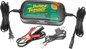Battery Tender 022 0186g dl wh Power Tender Plus Charger