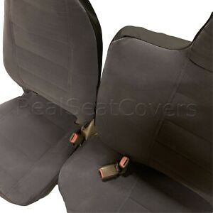 Dg 98 2003 Front High Back 60 40 Split Bench Seat Cover For Ford Ranger A77