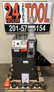Victaulic Ve424mc Hydraulic Vic Roll Groover 4 24 Ags Grooving Ridgid 920 300