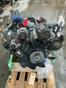 01 Chevrolet Gmc 2500hd Duramax 6 6 Lb7 Engine Motor Complete 02 03 04 235k