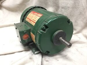 Dayton 3n628 1 Hp 3q 56 Frame 1745 Rpm Electric Motor
