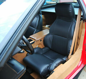 Leather Corvette Seats In Stock, Ready To Ship | WV Classic