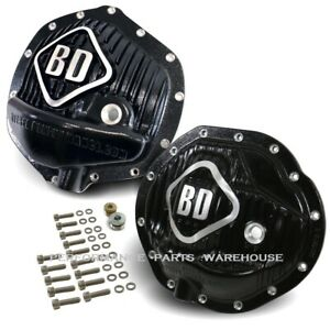 Bd Diesel F r Differential Covers Dodge Ram 2003 13 2500 2003 12 3500