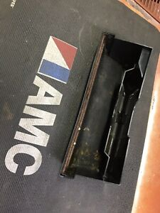1968 69 Amc Javelin Amx Glivebox Door Assembly
