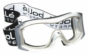 Bolle Safety Anti fog Scratch resistant Indirect Safety Goggles Clear Lens