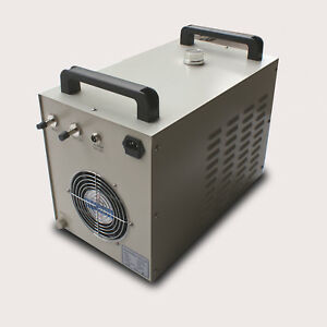 Cw 5000 Industrial Water Chiller Ac 220v For Laser Engraving Cutting Machines