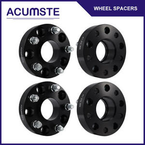 4pcs 1 5 5x5 Wheel Spacers For Jeep Wrangler Grand Cherokee Wj Wk Hubcentric