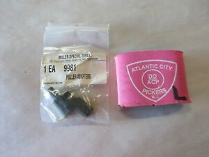 Miller Tool 9981 Automatic Transmission R W D Puller Adapters Set