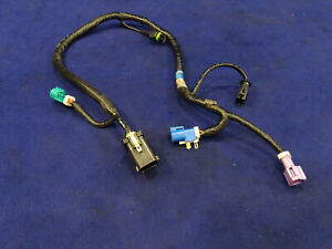 03 04 Ford Mustang Mach 1 5 Speed Manual Transmission Wiring Harness Oem 109
