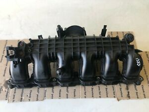 2013 Bmw X5 Xdrive 35i N55b30 Turbo Engine Upper Air Intake Plenum Manifold Oem