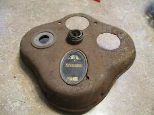 Early Ford Model A Dash Instrument Panel With Speedometer Odometer Rat Rod
