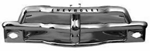 1954 1955 Chevy Pickup Chrome Grille Assembly