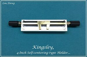 Kingsley Machine 4 inch Self Centering Type Holder Hot Foil Stamping
