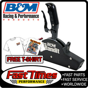 B m 81113 Stealth Magnum Grip Pro Bandit Powerglide Rear Exit Shifter