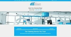 Branded Local Service Turnkey Website Business For Sale In Janitorial Services