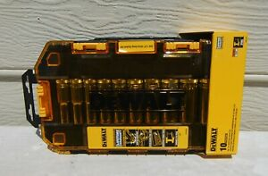 Gift Dewalt Sae Drive Deep Socket Set 10 Piece 1 2 Chrome Vanadium
