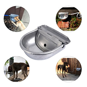 Automatic Waterer Bowl Farm Grade Stainless Stock Waterer Horse Cattle Pig Goat