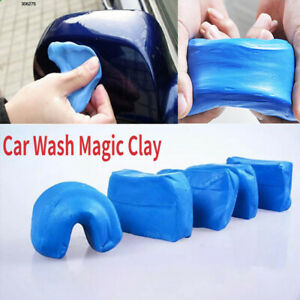 1pc 100g Car Wash Magic Clean Clay Bar Truck Auto Detailing Cleaning Tools