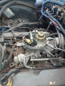 Ford Mustang 5 0 302 Engine Borg warner T 10 Transmission Fully Operational
