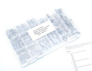 BMW Style Coated Wheel Weights 86-Piece Set Kit BMN Lead Balance Mini 73-89-PAK $124.99