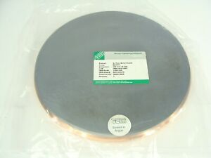 New Vem co Silicon Sputtering Target Si Poly Boron Doped 99 999 300x6mm 12