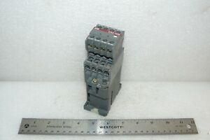 Abb Kc Contactor 10 Amp With Ca5 22n Relay