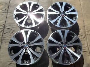19 Subaru Forester 18 Wheels Oem Japan Factory Rims 18 Outback Legacy 5x114 3mm