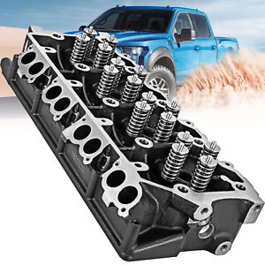 For Ford 6 0 Powerstroke Cylinder Heads 18mm Complete Loaded No Core