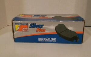 Federated Auto Parts Silver Plus Disc Brake Pads D149