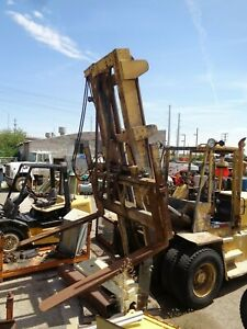 Hyster H 250xl only Mast With Carriage With Side Shift no Forks