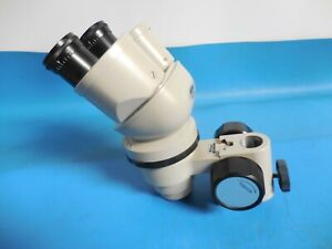 Nikon Zoom Microscope Head 0 9x 4 0x no Eyepieces