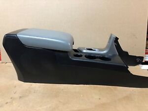 Toyota Tundra Sequoia Bucket Seat Center Console Storae Assembly
