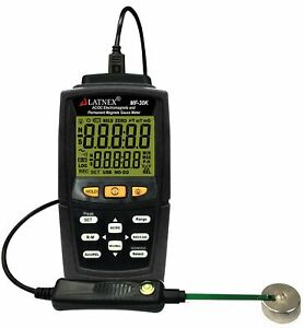 Mf 30k Ac dc Gauss Meter With Certificate Measures Magnetic Fields Strength