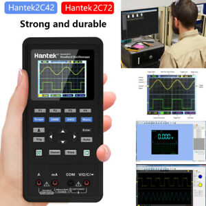 Hantek 2 In 1 Digital Oscilloscope Multimeter 40mhz 70mhz 250msa s 2c42 2c72