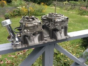 Dual Quad Carbs In Stock, Ready To Ship | WV Classic Car