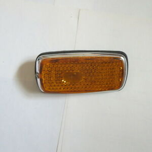 Bmw 2002 Front Side Marker Light Original Vintage