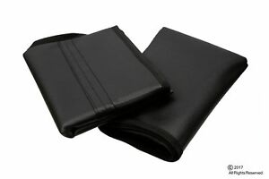 2 Pack Magnetic Fender Cover Paint Protector Car Mechanic Work Mat 24 X 35