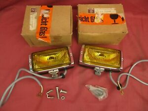 Nos Porsche 914 Bosch Fog Driving Lights 1974 1976