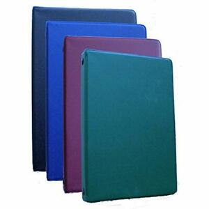 46001 vp Small Round Ring Binders Assorted color 6 ring Memo Notebooks With 6 75