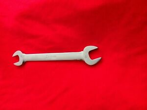Snap On 14 15 Mm Metric Standard Open End Wrench Vom1415 Nos