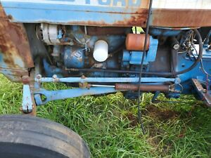 Ford 3000 3600 Diesel Tractor Parting Out Hood Farmerjohnsparts