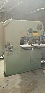 Doall Model 3613 20 Vertical Band Saw Ez4u Shipping
