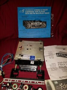 Gm Delco Am 1970s 1980s Vintage Car Audio Radio Old Original