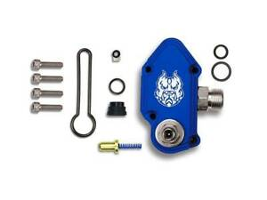 Sinister Diesel For 03 07 Ford Powerstroke 6 0l Blue Spring Kit With Adjustable
