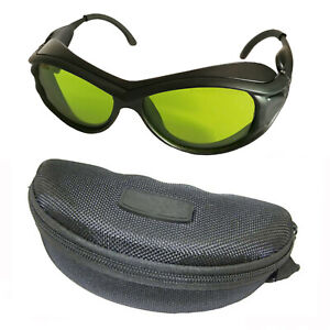 Bp6006 200nm 2000nm Ipl Od5 Ce Uv400 Laser Protection Goggles Safety Glasses