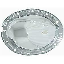 Rear End Differential Cover 12 Bolt Chevy Chrome Camaro Chevelle Full Size Car