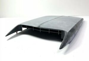 Bolt In Hood Scoop For 1969 70 Ford Mustang Fiberglass Non Functional