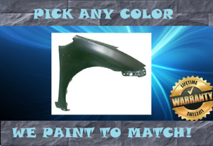 Pre Painted To Match Right Side Passenger Fender For 2007 2009 Toyota Prius