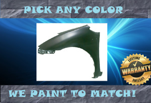 Pre Painted To Match Left Drivers Side Fender For 2007 2009 Toyota Prius