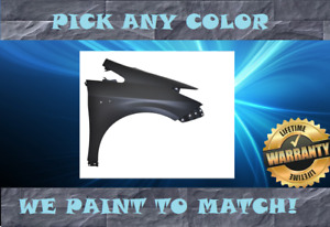 Pre Painted To Match Right Passenger Side Fender For 2010 2015 Toyota Prius